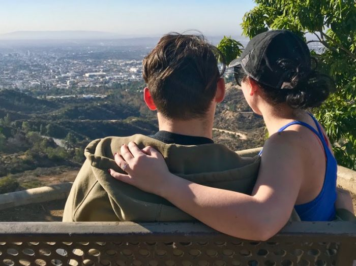 Wedding Proposal Ideas in Griffith Park, Los Angeles