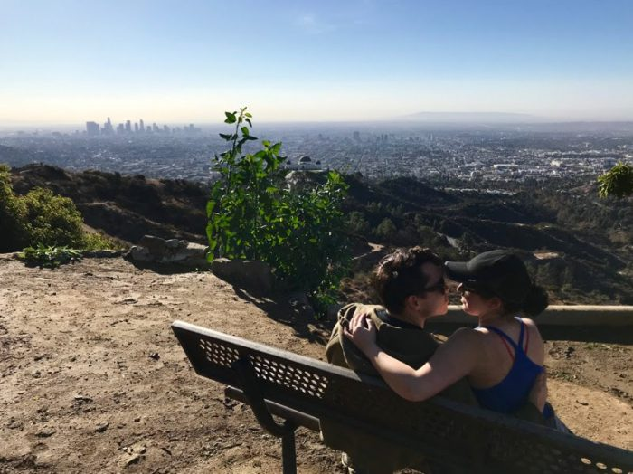 James and Jessica's Engagement in Griffith Park, Los Angeles