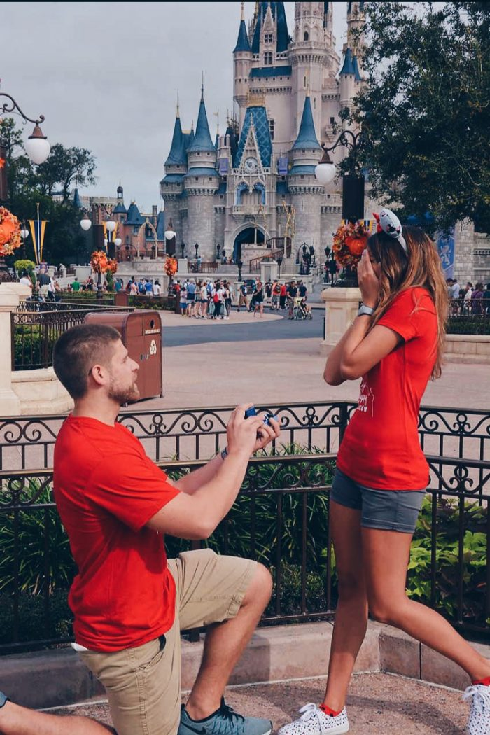 Proposal Ideas Disney World (Orlando, Florida)