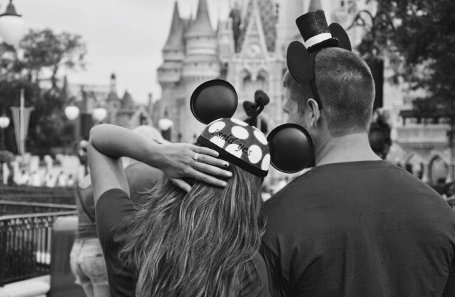 Amanda's Proposal in Disney World (Orlando, Florida)