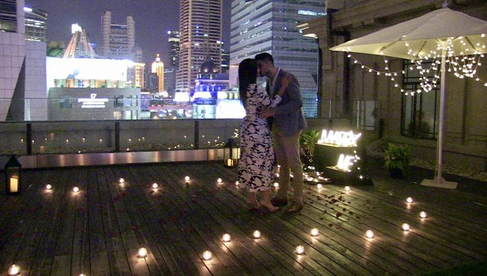 Wedding Proposal Ideas in Museum of Shanghai, Shanghai China