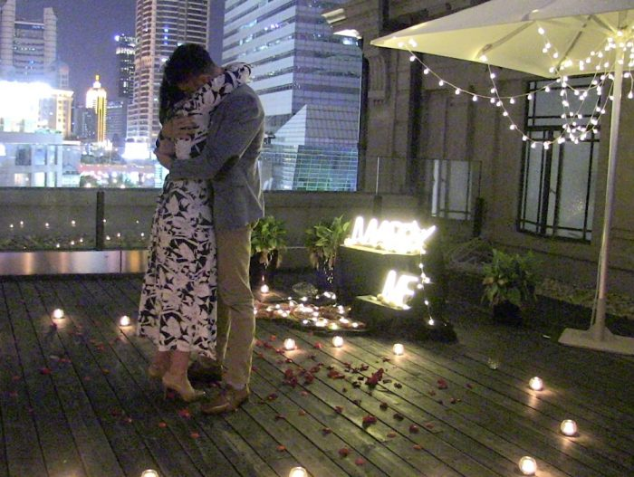 Where to Propose in Museum of Shanghai, Shanghai China