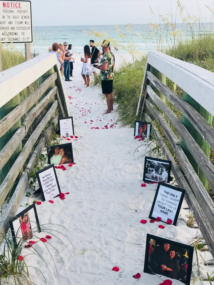 Proposal Ideas Destin, Florida