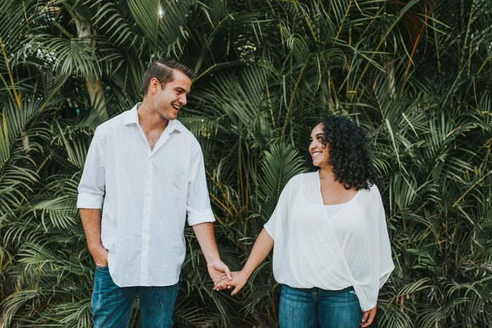 Kiana and David's Engagement in Hawaii