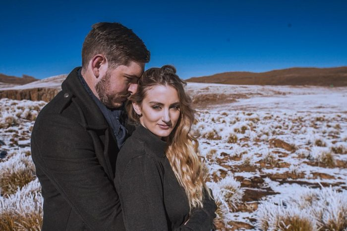 Where to Propose in In the snowy Lesotho Mountains in Southern Africa