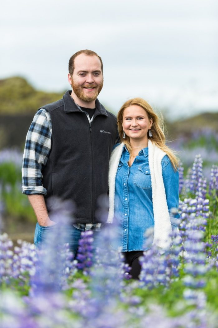 Nina and Colby's Engagement in Reykjavik, Iceland