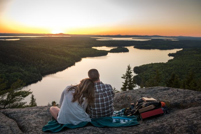 Where to Propose in Acadia National Park, Maine