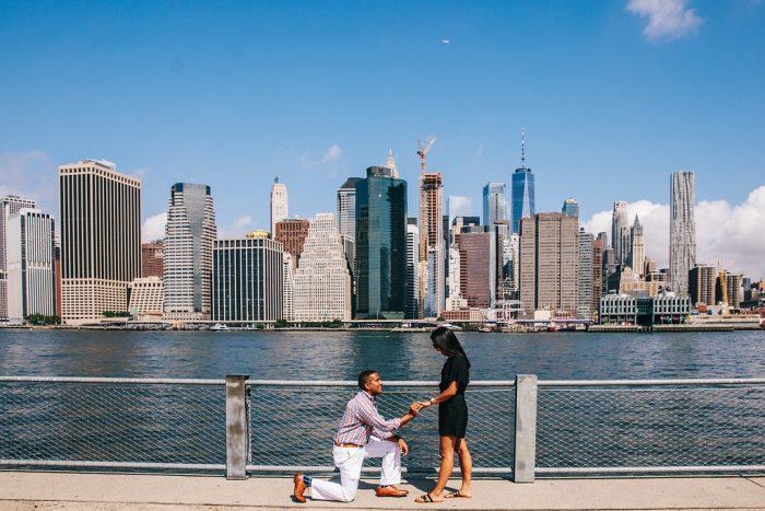 Alice's Proposal in Brooklyn, New York