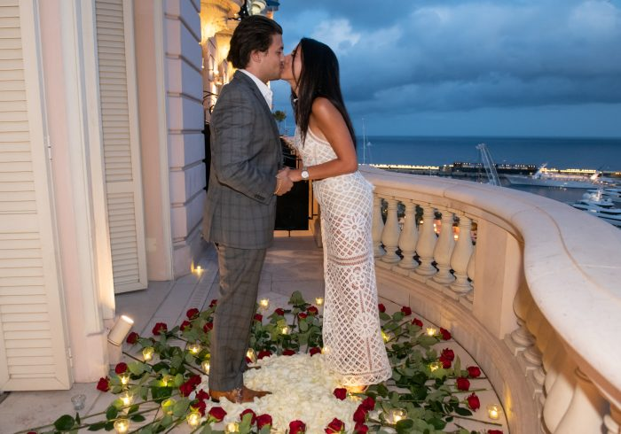 Where to Propose in Monaco