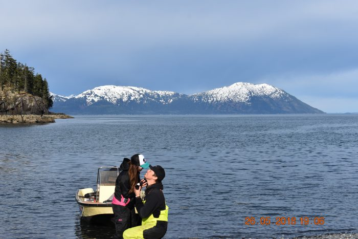 Where to Propose in Whittier, Alaska