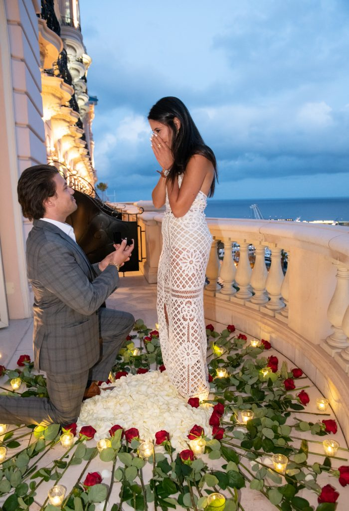 Engagement Proposal Ideas in Monaco