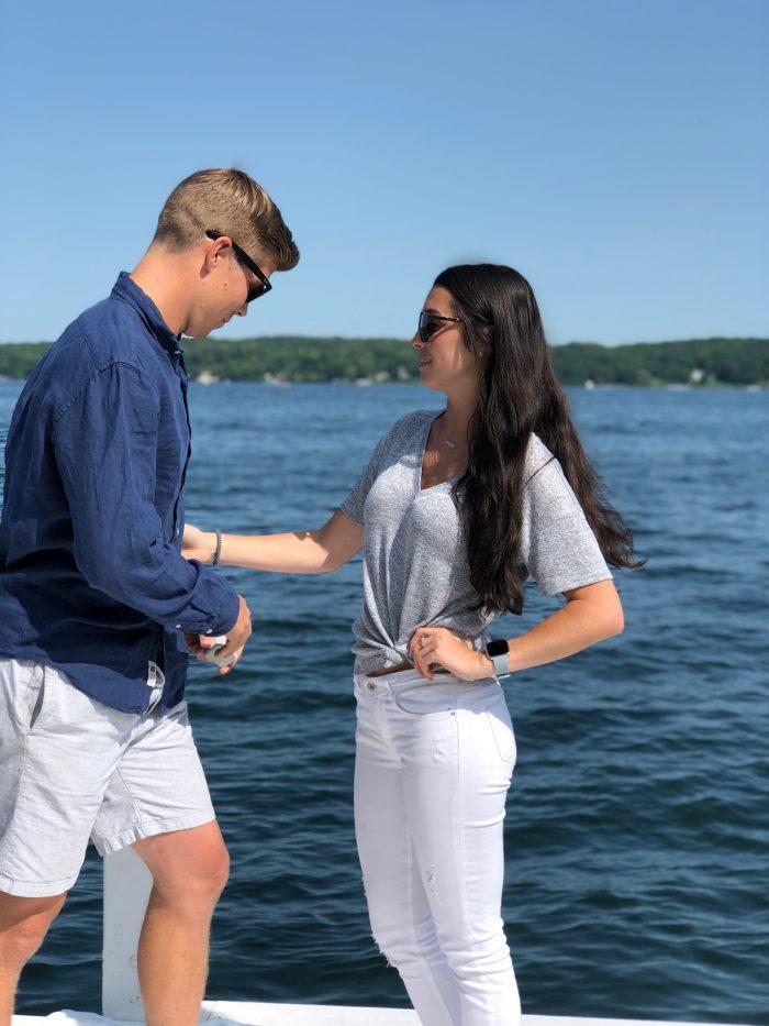 Wedding Proposal Ideas in Lake Geneva, Wisconsin
