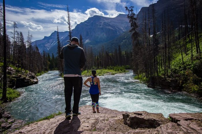 Where to Propose in Glacier National Park
