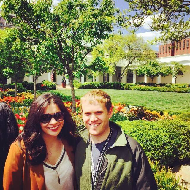Marriage Proposal Ideas in Dumbarton Oaks