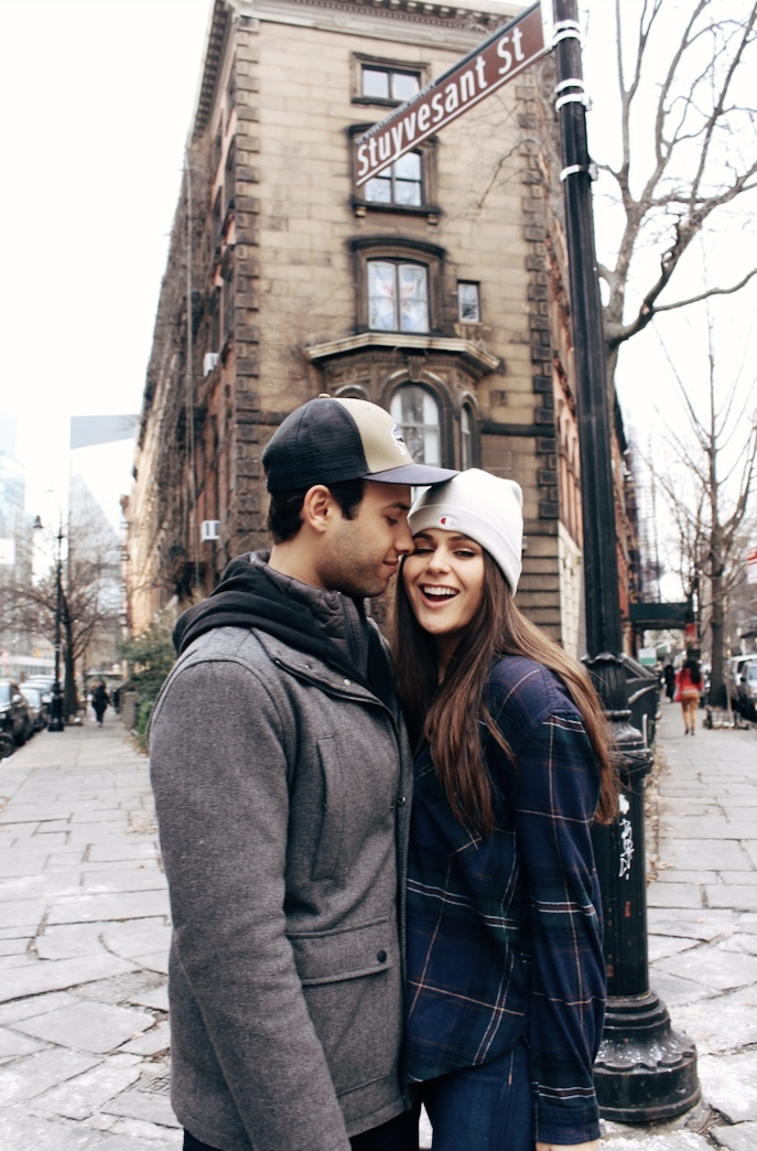 Hana's Proposal in Central Park, New York