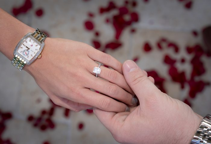 Wedding Proposal Ideas in FOUR REASONS RESORT: PALM BEACH, FLORIDA