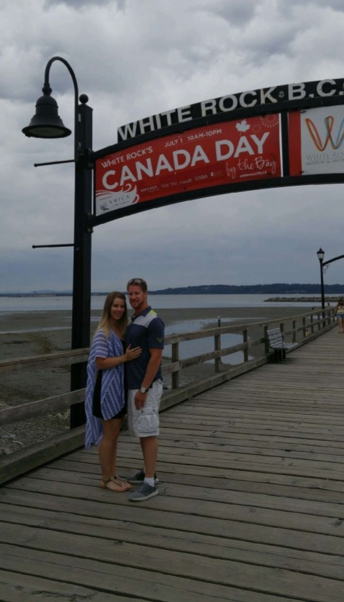 Wedding Proposal Ideas in White Rock Pier, BC