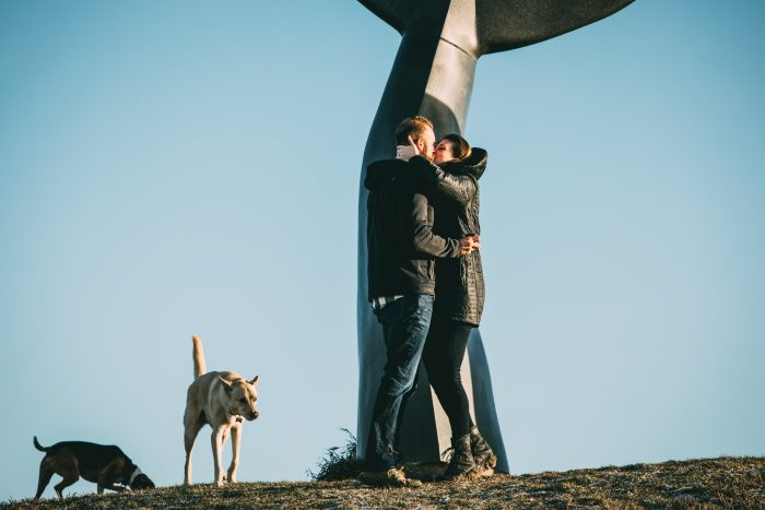 Jessica and Jameson's Engagement in The Whales Tales