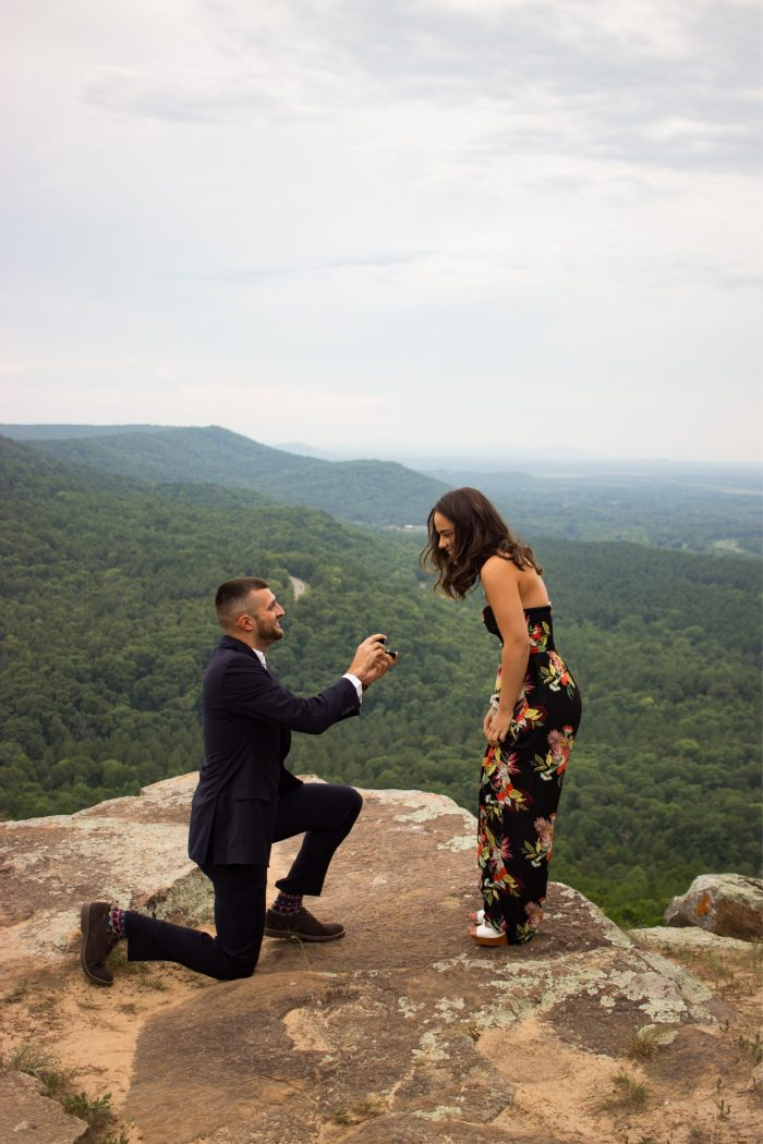 Wedding Proposal Ideas in Petit Jean
