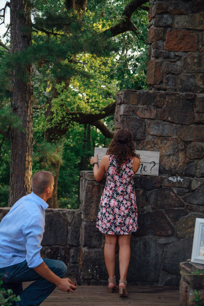 Marriage Proposal Ideas in Fayetteville, AR