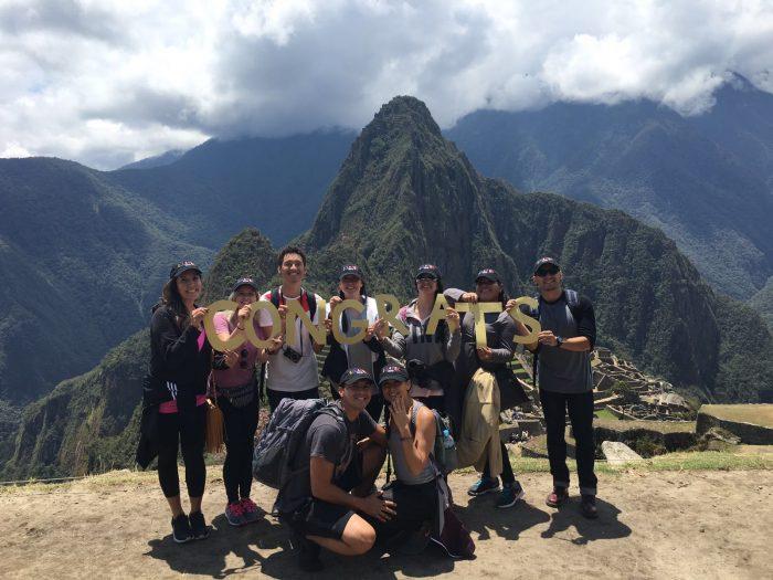 Proposal Ideas Machu Picchu