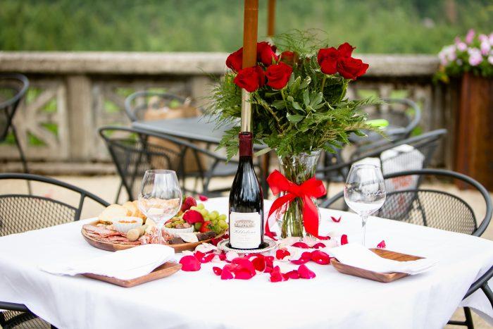 Engagement Proposal Ideas in Abbelone Vineyard in Eugene Oregon