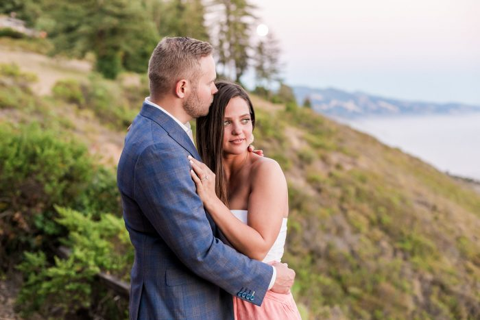 Jamie's Proposal in Post Ranch Inn- Big Sur, CA