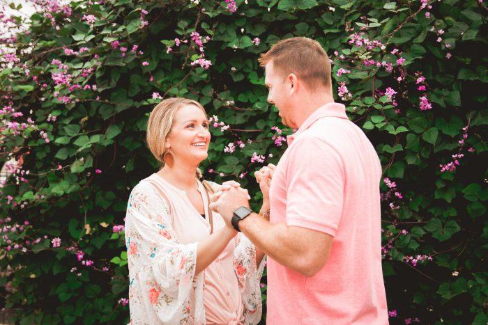 Jade's Proposal in Waco, Texas - Magnolia Market @ the Silos