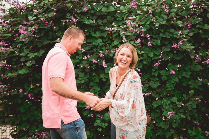 Marriage Proposal Ideas in Waco, Texas - Magnolia Market @ the Silos