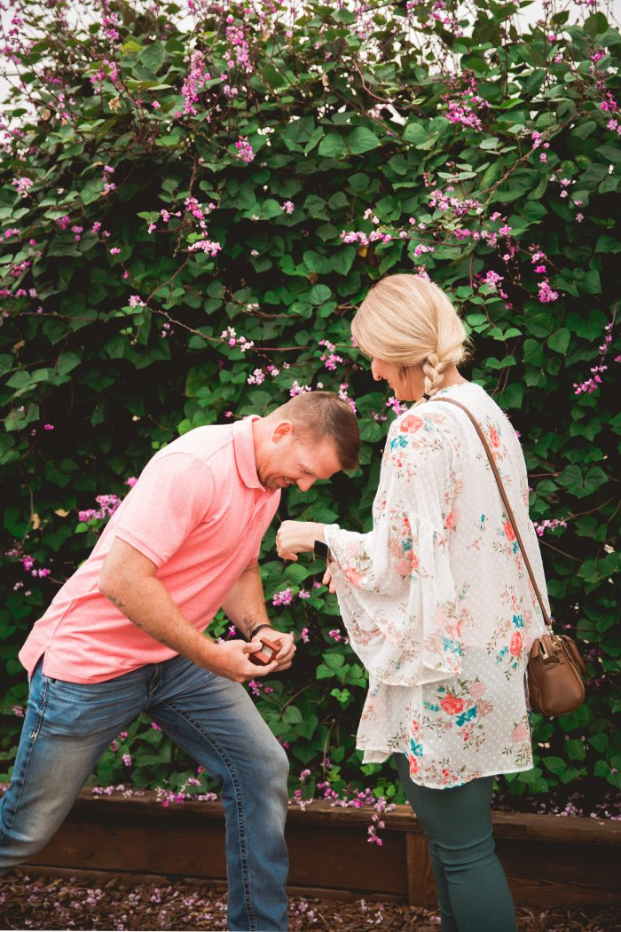 Engagement Proposal Ideas in Waco, Texas - Magnolia Market @ the Silos