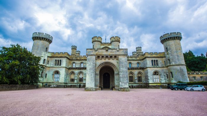 Marriage Proposal Ideas in Castle in England