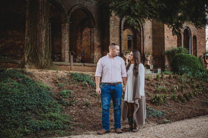 Wedding Proposal Ideas in Barnsley Gardens Adairsville, GA