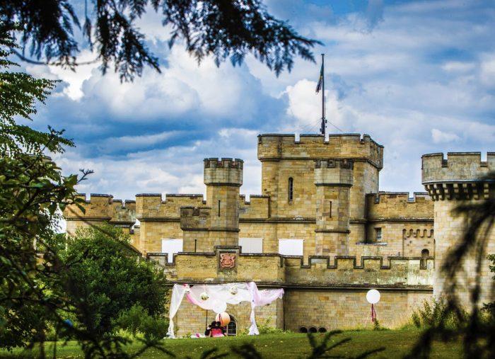 Proposal Ideas Castle in England
