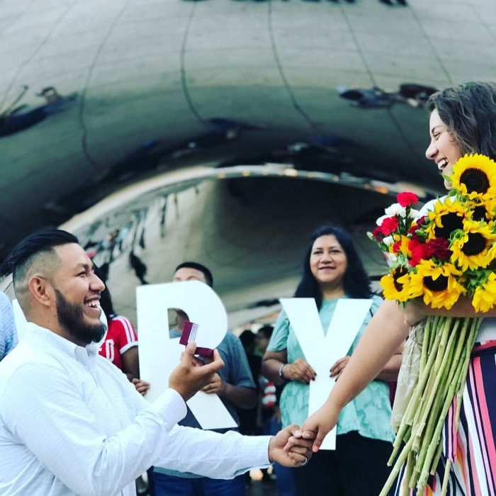 Yasmeen's Proposal in Chicago