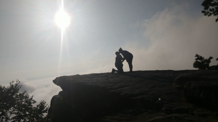 Proposal Ideas McAfee Knob - Appalachian Trail