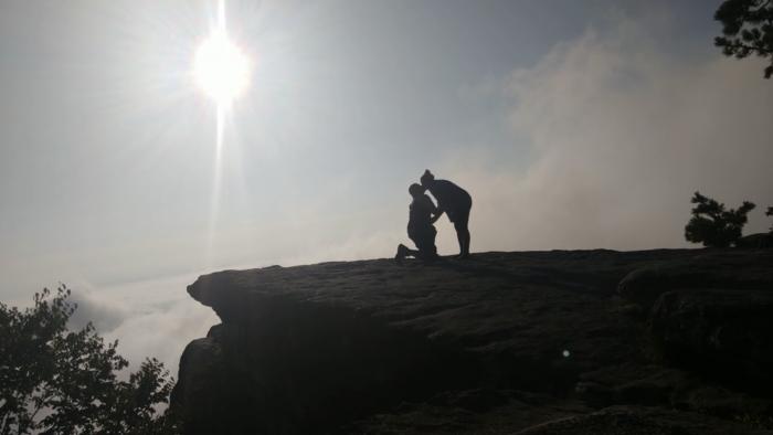 Proposal Ideas McAfee Knob - Appalachian Trail