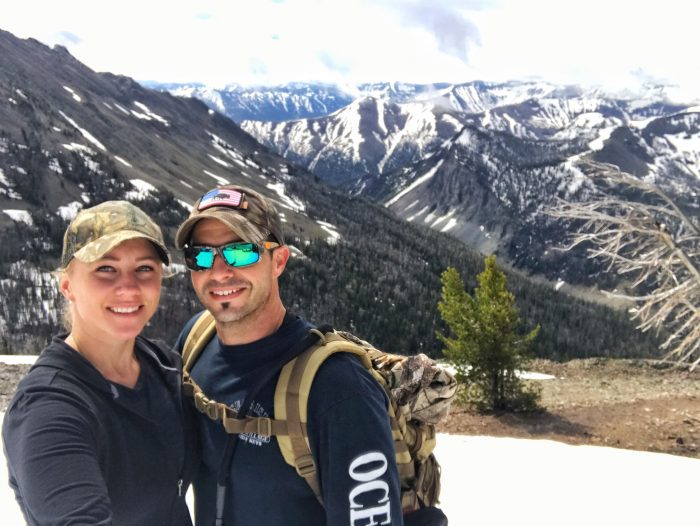Wedding Proposal Ideas in Yellowstone National Park-Avalanche Peak