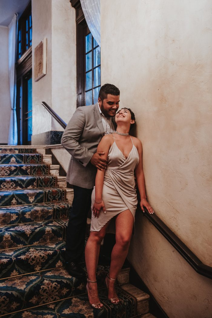 Engagement Proposal Ideas in The Biltmore Hotel