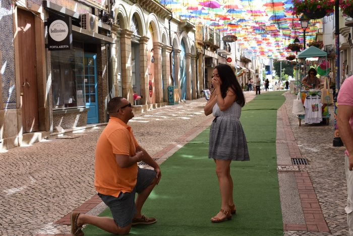 Where to Propose in Agueda, Portugal