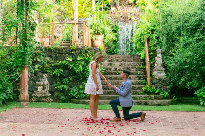Where to Propose in Maui at the Haiku Mill