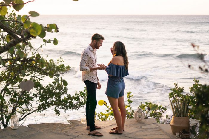 Marriage Proposal Ideas in In Dominican Republic where we have been living and working for the last 2 years together