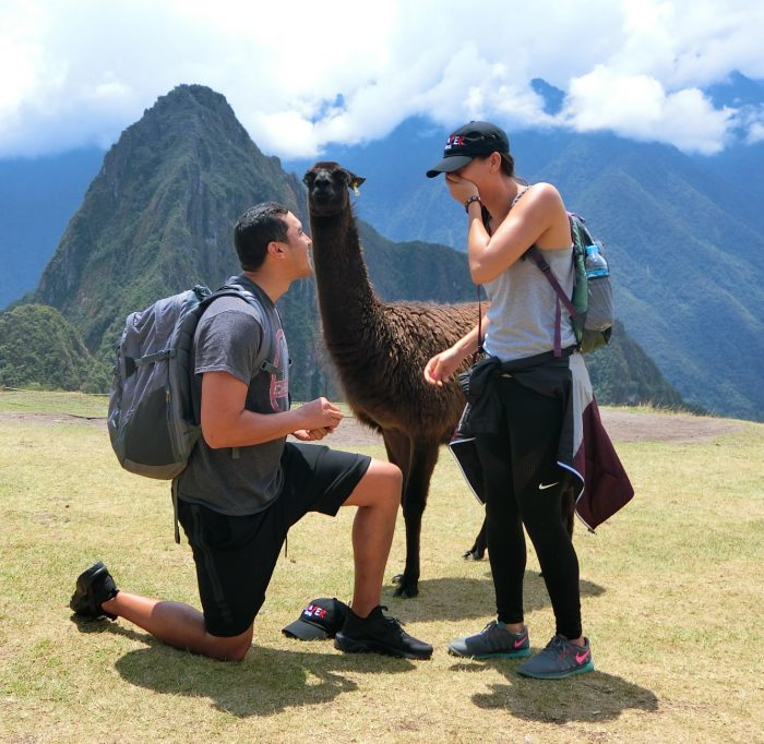 Engagement Proposal Ideas in Machu Picchu