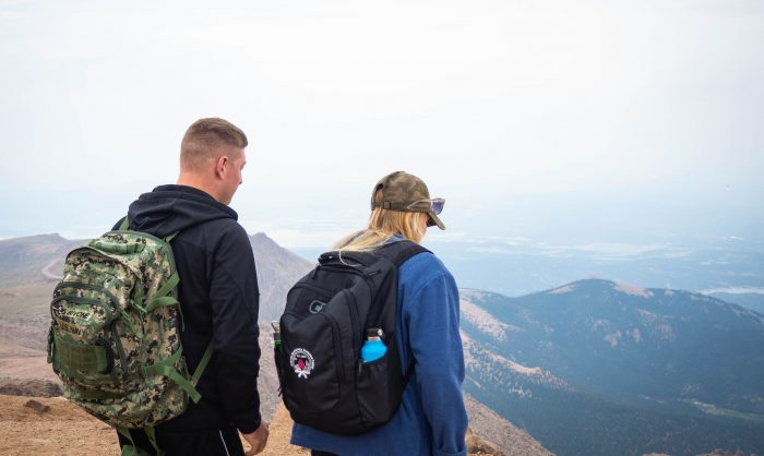 Nicole and David's Engagement in Pike's Peak in Colorado Springs, CO