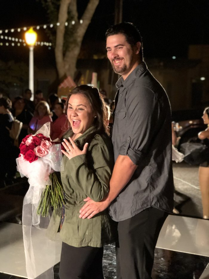 Alexis's Proposal in Turlock, CA