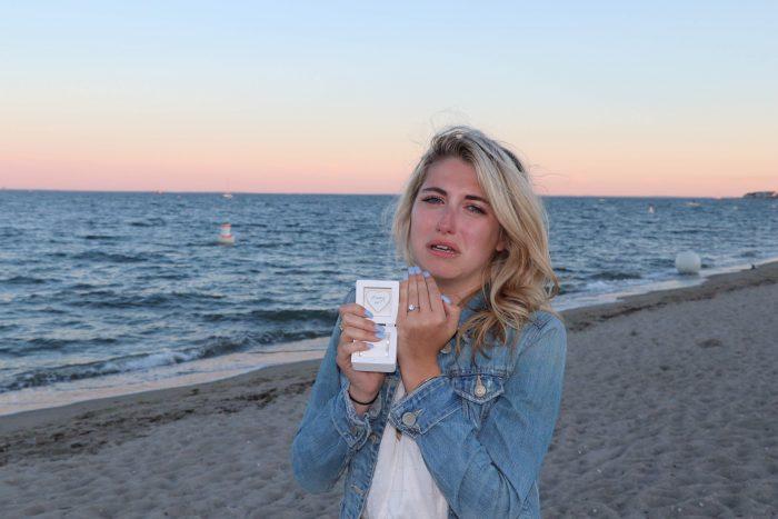 Wedding Proposal Ideas in Jennings Beach, Fairfield, CT