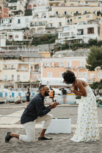 Where to Propose in Positano, Italy