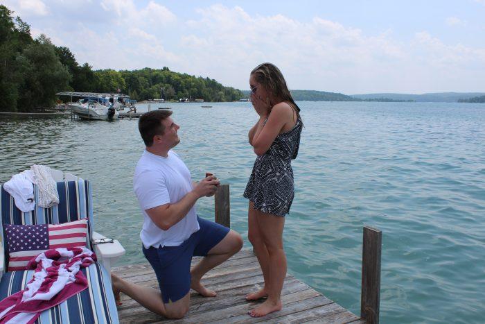 Wedding Proposal Ideas in Petoskey, MI