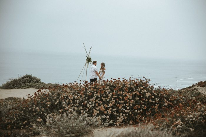 Engagement Proposal Ideas in Del Mar, California