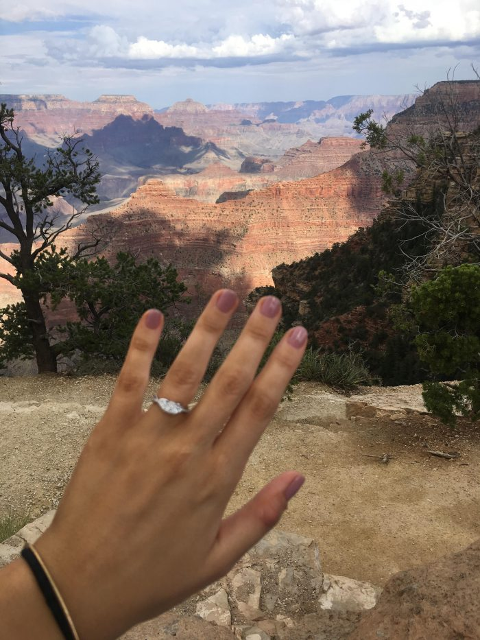 Where to Propose in Grand Canyon