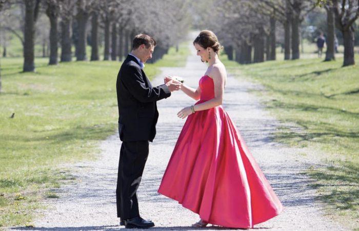 Abby's Proposal in Fellowship Bible Church